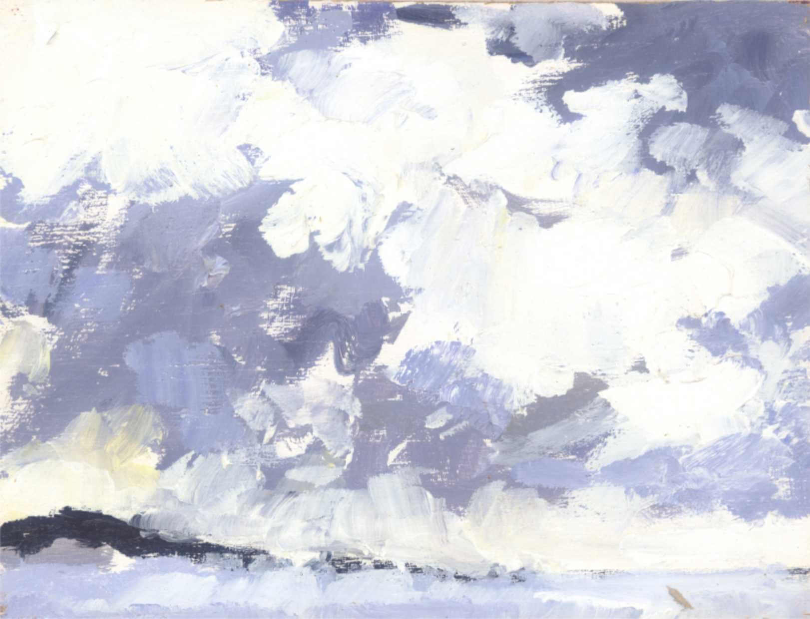 2006 Snow Clouds