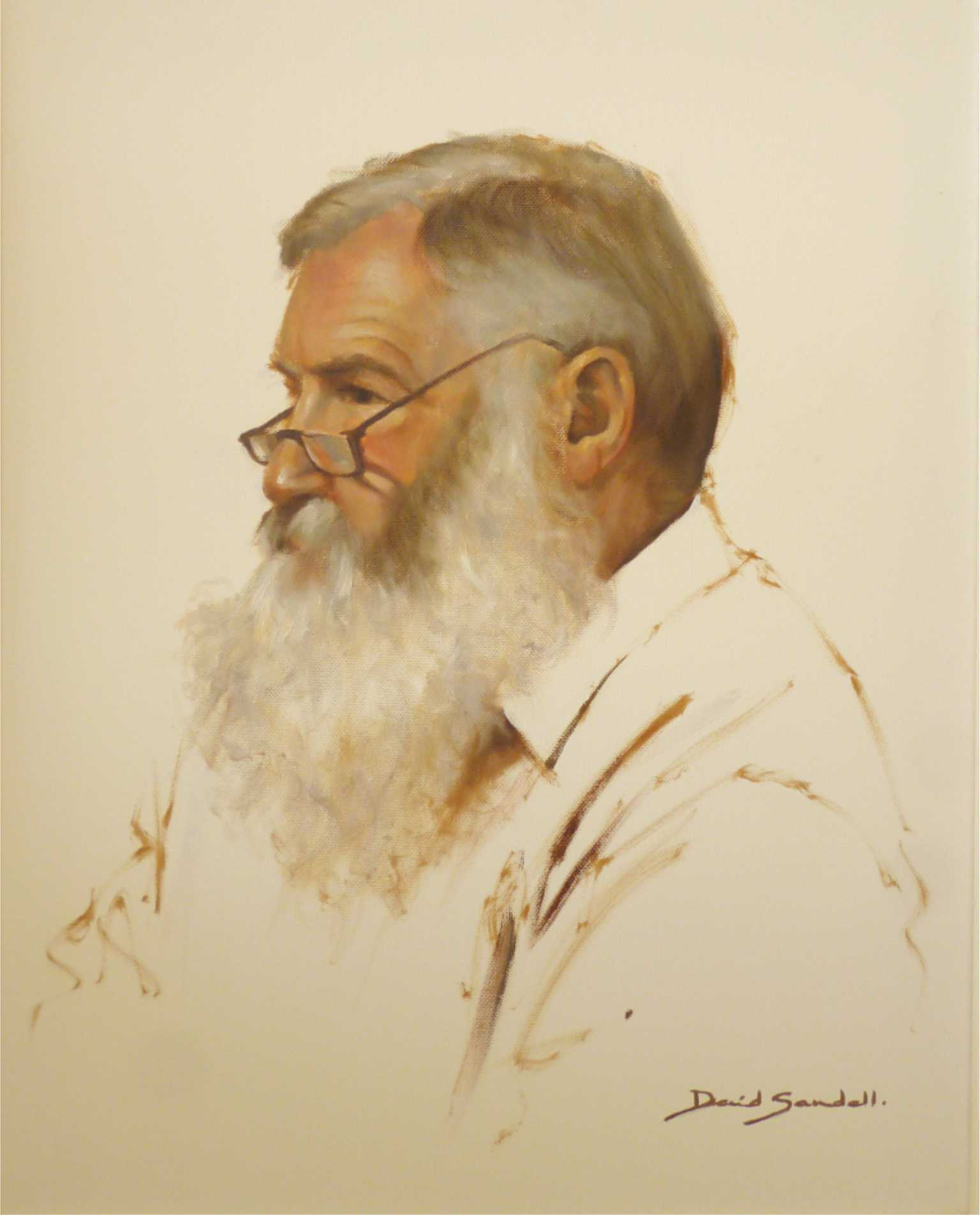 Richard Baines Portrait
